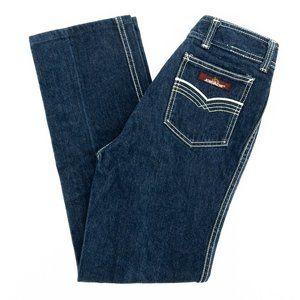 Vintage Jordache Jeans Straight High Rise Blue